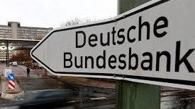 Německá ekonomika podle Bundesbank výrazně poroste