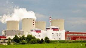 Temelín zvýšil výkon ojeden uhelný blok